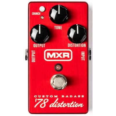 MXR M78 78 Distortion