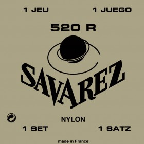 SAVAREZ 520R Rouge Tirant Standard