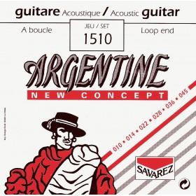 SAVAREZ ARGENTINE Extra Light A Boucle 10-45