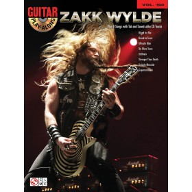 Guitar Play Along Zakk Wylde Volume 150 + CD