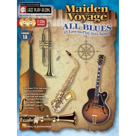 Jazz Play Along Maiden Voyage ALL Blues + CD