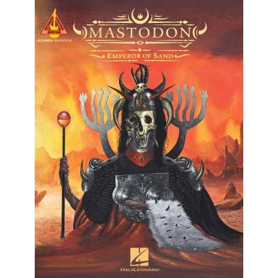 MASTODON EMPEROR OF SAND RECORDED GUITAR VERSIONS
