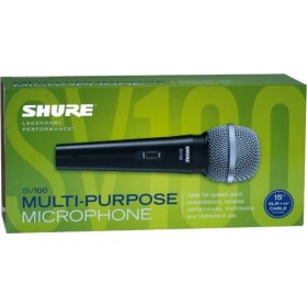 SHURE SV100A MICRO POLYVALENT