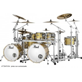 "PEARL Master Maple Reserve Rock 22"" Bombay Gold Sparkle"