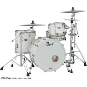 "PEARL Master Maple Reserve Rock 22"" Matte White"