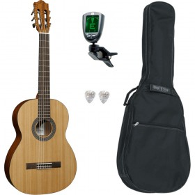 Pack Guitare Classique SANTOS Y MAYOR ESTUDIO 7 4/4