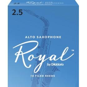 D'ADDARIO RICO ROYAL Saxophone Alto 2,5