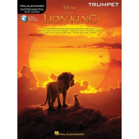 Instrumental Play Along The Lion King Trompette + Audio Online