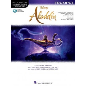 Instrumental Play Along Aladdin Trompette + Audio Online