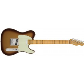 FENDER American Ultra Telecaster Mocha Burst Maple