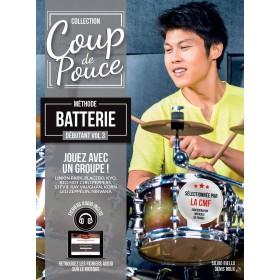 Coup de Pouce Méthode Batterie Volume 3