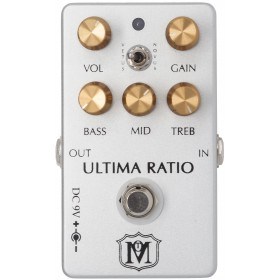 MINISTRY OF TONE ULTIMA RATIO Distortion