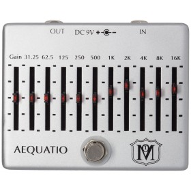 MINISTRY OF TONE AEQUATIO Equalisation 10 Bandes