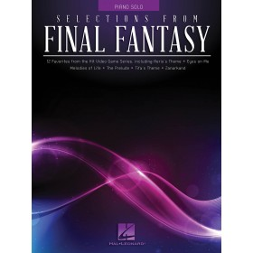 Selection From Final Fantasy Piano Solo
