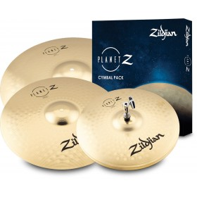 "ZILDJIAN Pack Planet Z 14""-16""-20"""