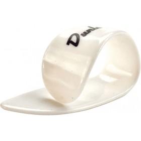 DUNLOP Onglet Pouce Blanc XL