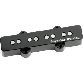 SEYMOUR DUNCAN SJB-2B Hot Jazz Bass Noir