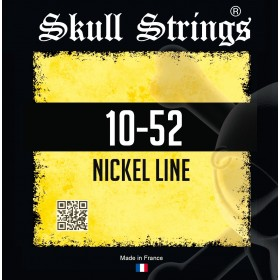 SKULL STRINGS STANDARD DROP D 10-52