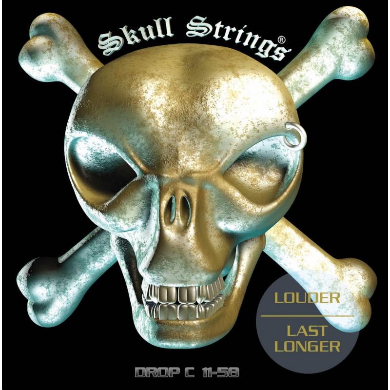 SKULL STRINGS DROP C 11-58