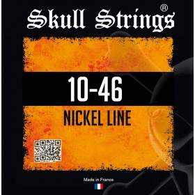 SKULL STRINGS REGULAR 10-46