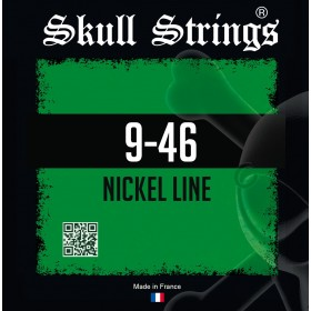 SKULL STRINGS CUSTOM LIGHT 9-46