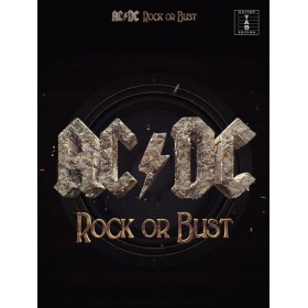 AC/DC Rock Or Burst Guitar TAB