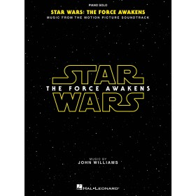 Star Wars Episode VII The Force Awakens Piano Solo
