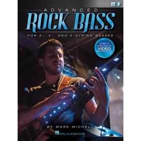 Advanced Rock Bass + Audio Line