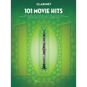 101 Movies Hits Clarinette