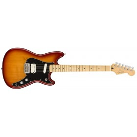 FENDER Duo Sonic HS Sienna Sunburst Maple