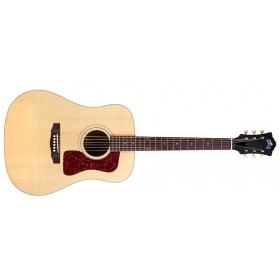 GUILD D-40E NAT NATURAL