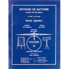 AGOSTINI METHODE DE BATTERIE VOLUME 2