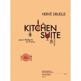 KITCHEN SUITE Batterie HERVE DRUELLE
