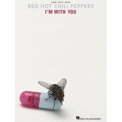 RED HOT CHILI PEPPERS I'm With You PVG
