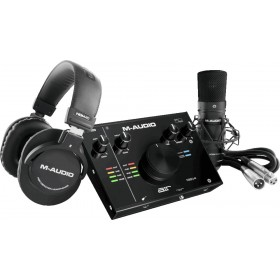 PACK M-AUDIO AIR 192|4 Vocal Studio Pro