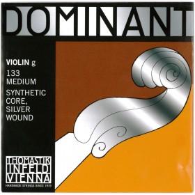 THOMASTIK DOMINANT 133 MEDIUM CORDE SOL VIOLON 4/4