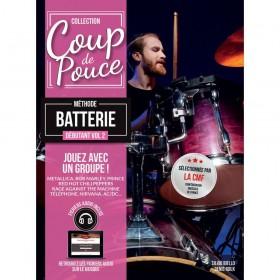 Coup de Pouce Méthode Batterie Volume 2