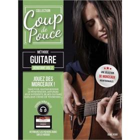 Coup de Pouce Méthode Guitare Volume 2