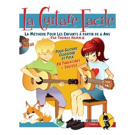 LA GUITARE FACILE + CD REBILLARD