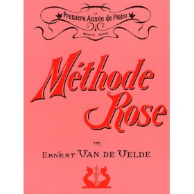 Méthode Rose 1ere Année (Version Traditionnelle)