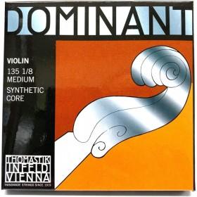 THOMASTIK DOMINANT 135 MEDIUM VIOLON 1/8