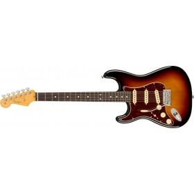 FENDER American Professional II Stratocaster 3 Color Sunburst Rosewood Gaucher