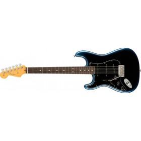 FENDER American Professional II Stratocaster Dark Night Rosewood Gaucher