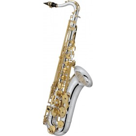 JUPITER JTS1100SGQ Saxophone Tenor Professionnel Plaqué Argent