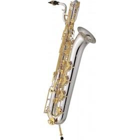 JUPITER JBS1100SG Saxophone Baryton Professionnel Plaqué Argent
