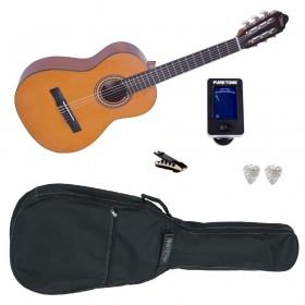 Pack Guitare Classique 1/2 VALENCIA 200