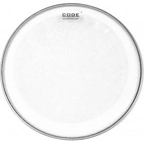 "CODE DRUMHEADS GENERATOR Transparente 10"""