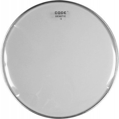 """CODE DRUMHEADS GENETIC Timbre 14"""" 3 mil"""