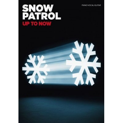 SNOW PATROL UP TO NOW PVG