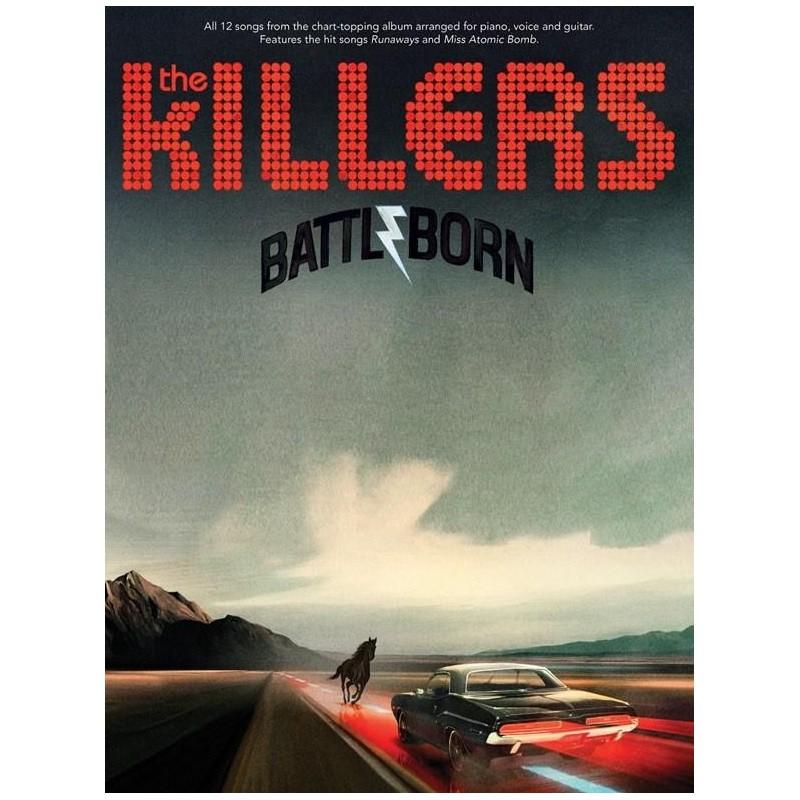 THE KILLERS Battle Born PVG